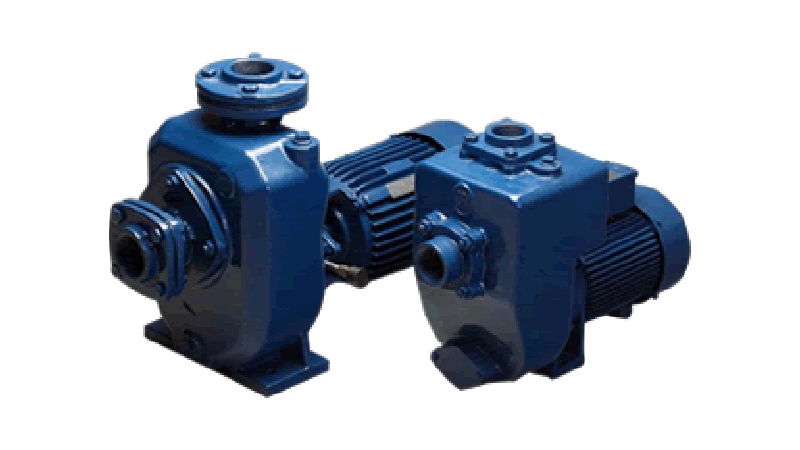 Pumps - Water and Slurry